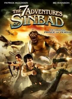 Смотреть фильм Семь приключений Синдбада онлайн