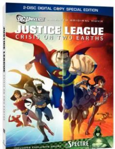 Смотреть фильм Лига справедливости: Кризис на двух Землях онлайн