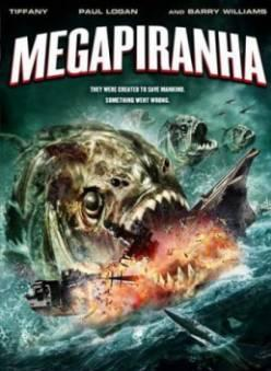 Смотреть фильм Мега пиранья онлайн