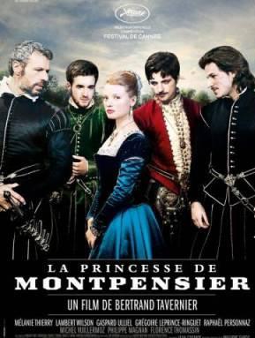 Смотреть фильм Принцесса Монпансье онлайн