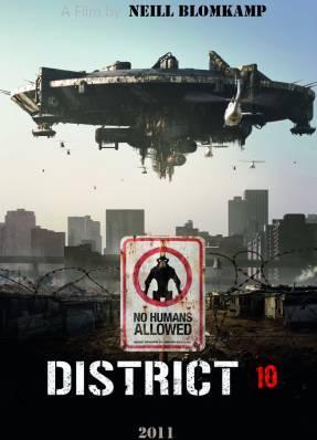 Смотреть фильм Район номер 10/Район №10 онлайн