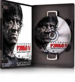 Смотреть фильм Рэмбо 4 онлайн
