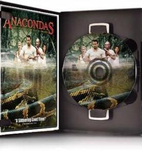 Смотреть фильм Анаконда