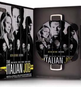 Смотреть фильм Ограбление по-итальянски онлайн