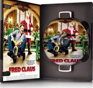 Смотреть фильм Фред Клаус, брат Санты онлайн