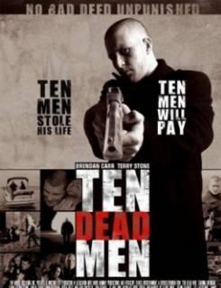 Смотреть фильм Десять мертвецов онлайн