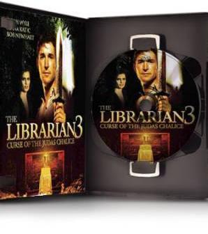 Смотреть фильм Библиотекарь: В поисках копья судьбы онлайн