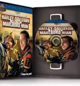 Смотреть фильм Харли Дэвидсон и ковбой Мальборо онлайн