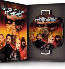 Смотреть фильм Призраки Марса онлайн