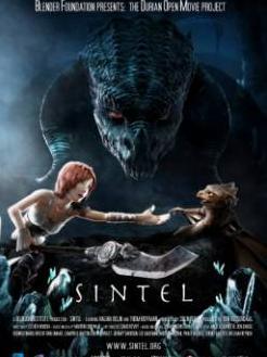 Смотреть фильм Синтел онлайн