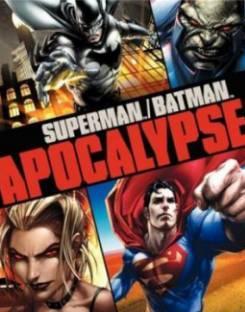 Смотреть фильм Супермен / Бэтмен Апокалипсис онлайн