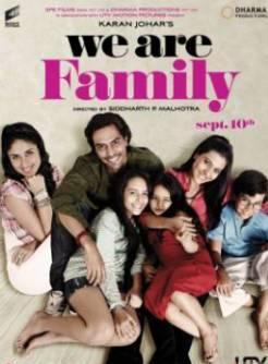 Смотреть фильм Мы — семья онлайн