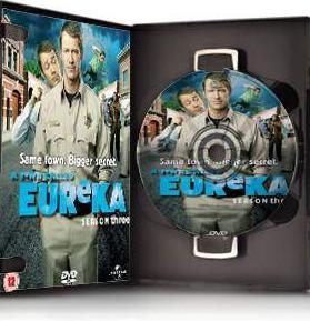 Смотреть фильм Эврика онлайн