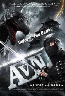 Смотреть фильм Чужой против Ниндзя онлайн
