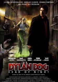Смотреть фильм Дилан Дог: Хроники вампиров онлайн