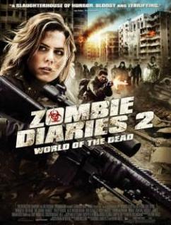 Смотреть фильм Дневники зомби онлайн