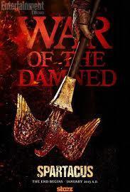 Смотреть фильм Спартак: Война проклятых онлайн