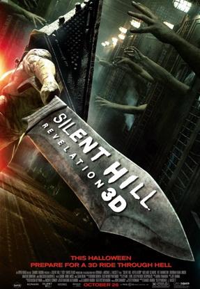 Смотреть фильм Сайлент Хилл онлайн
