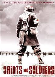 Смотреть фильм Святые и солдаты онлайн