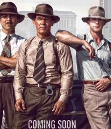 Смотреть фильм Охотники на гангстеров онлайн