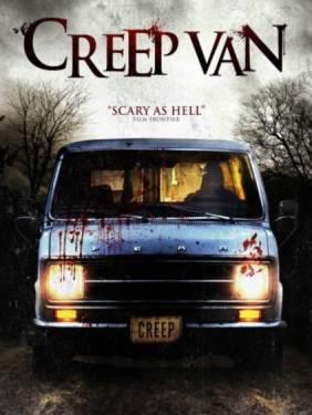 Смотреть фильм Зловещий фургон онлайн
