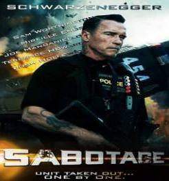 Смотреть фильм Саботаж онлайн