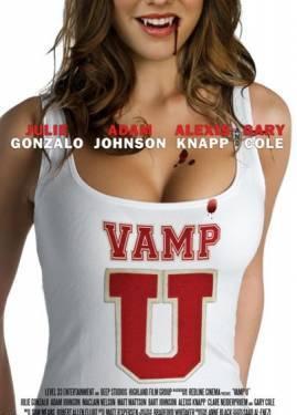 Смотреть фильм Университетский вампир