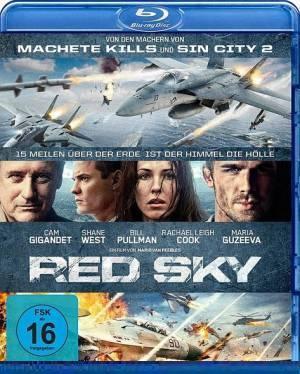 Смотреть фильм Красное небо онлайн