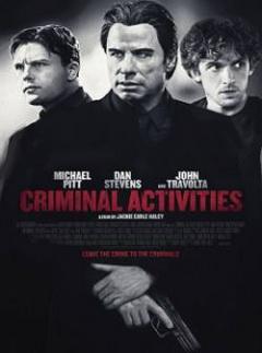 Смотреть фильм Преступная деятельность онлайн