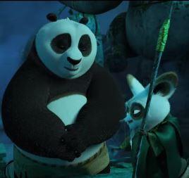Смотреть фильм Кунг-фу Панда онлайн