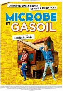 Смотреть фильм Микроб и Бензин