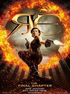 Смотреть фильм Обитель зла: Последняя глава