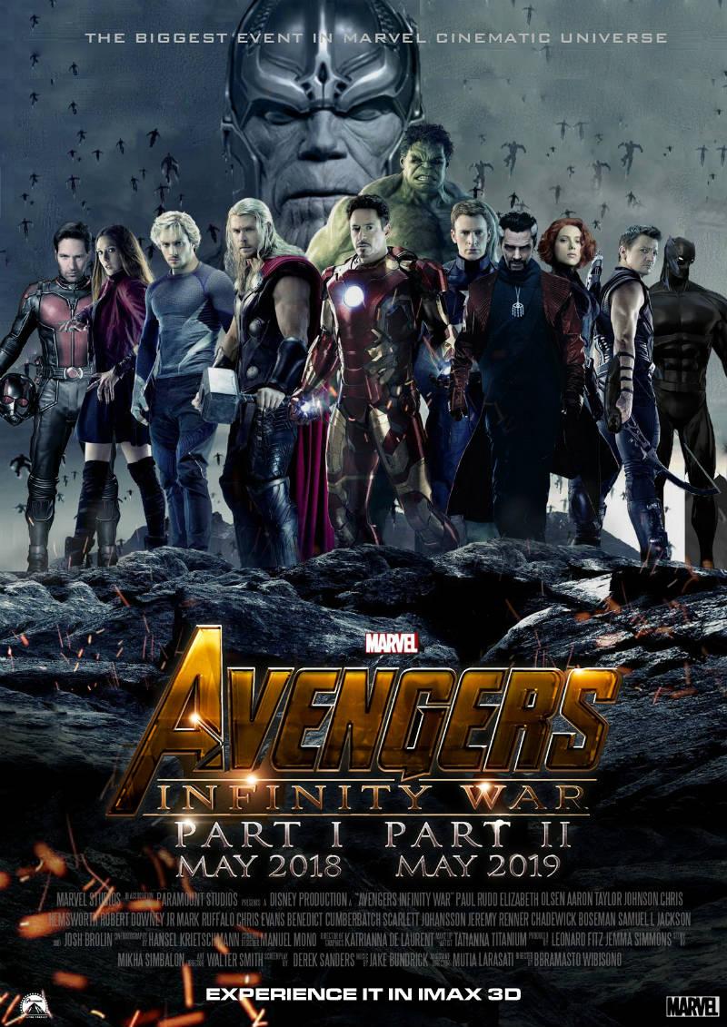 Смотреть фильм Мстители: Война бесконечности. Часть 1 онлайн