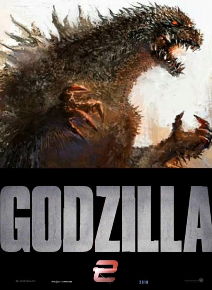 Фильм Годзилла 2 в hd онлайн