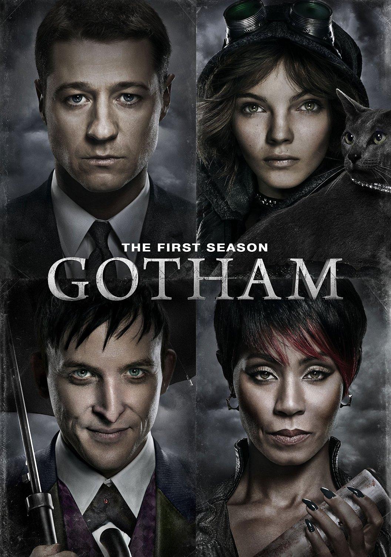 Смотреть фильм Готем 3 сезон онлайн