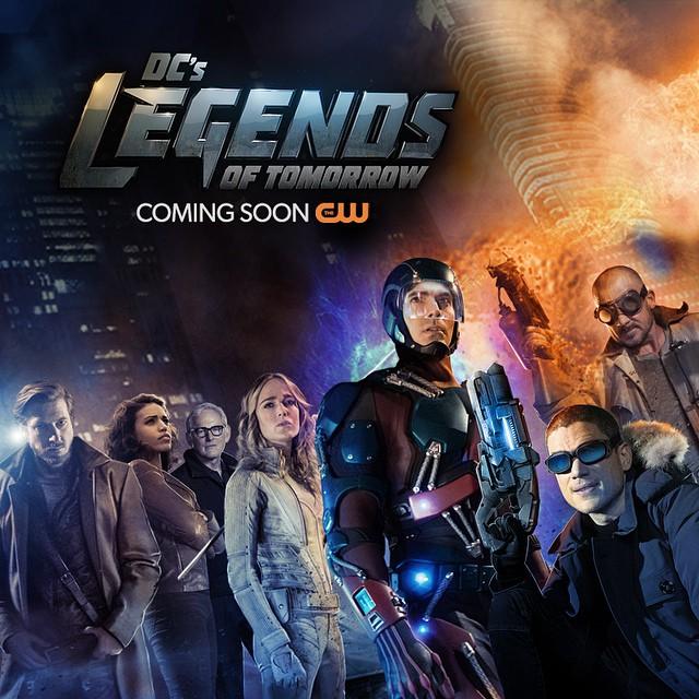 Смотреть фильм Легенды завтрашнего дня 2 сезон
