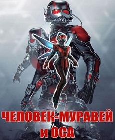 Смотреть фильм Человек-муравей и Оса