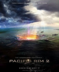 Смотреть фильм Тихоокеанский рубеж 2