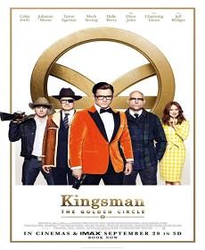 Фильм Kingsman 2. Золотое кольцо в hd онлайн