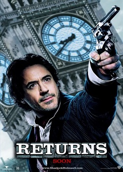 Смотреть фильм Шерлок Холмс онлайн
