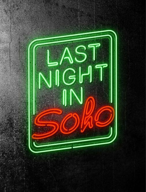 Смотреть фильм Прошлой ночью в Сохо онлайн