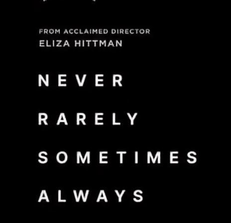 Смотреть фильм Никогда, редко, иногда, всегда онлайн