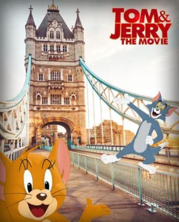 Фильм Том и Джерри в hd онлайн
